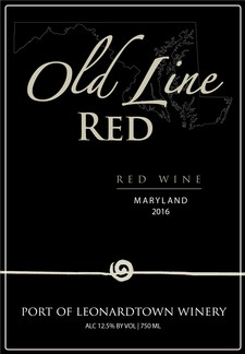 2016 Old Line Red