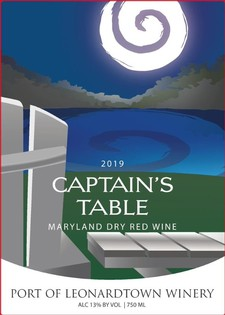 2019 Captains Table
