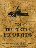 2013 The Port of Leonardtown